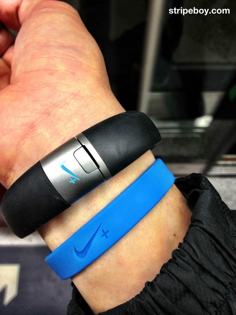 又向美帝買東西:Nike+ FuelBand