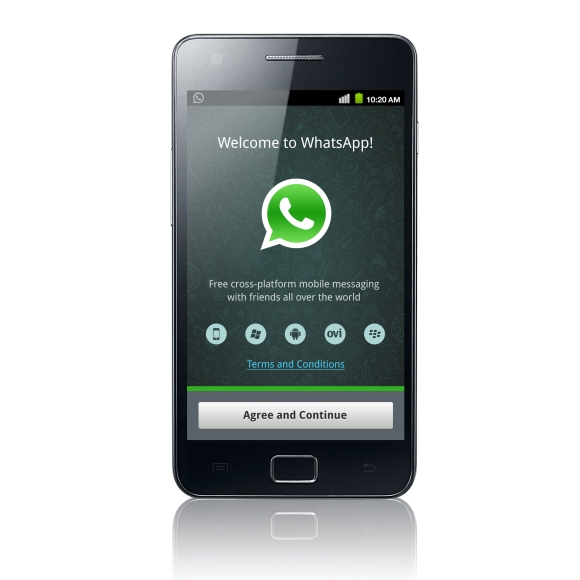 Whatsapp-Android-Intro