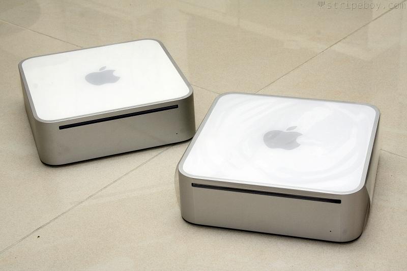 我的第一台 Mac:Mac mini